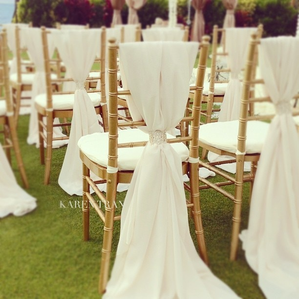 How To Embellish Your Wedding Chairs Wedding Planner